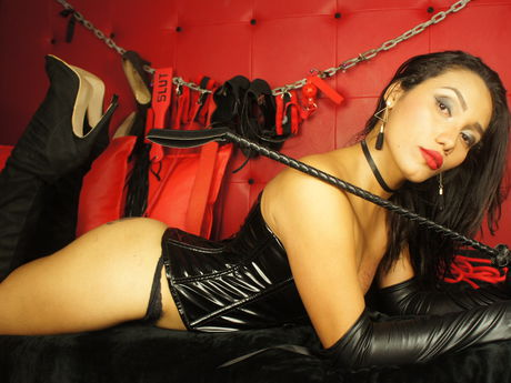 Live show with Mistress submissivSLAVE