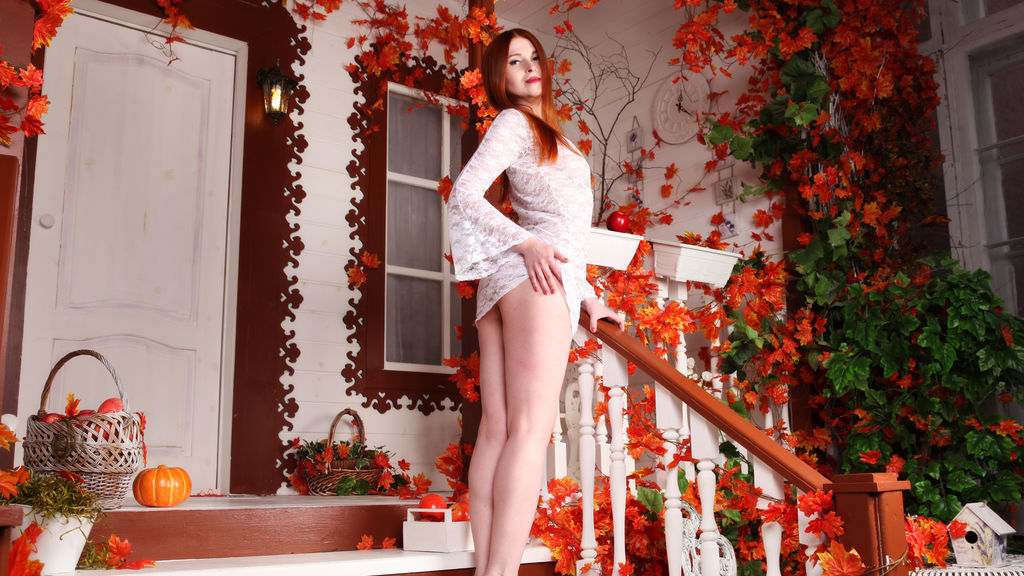 RedDesireAnelie online at GirlsOfJasmin
