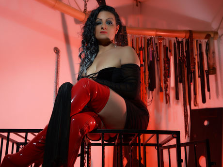 Live show with Mistress EroticBridgitte