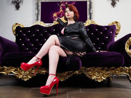 Live show with Mistress MistressVICIOUS