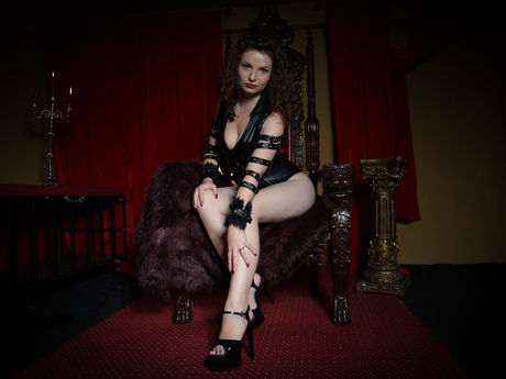 Live show with Mistress AnastasiaDomme